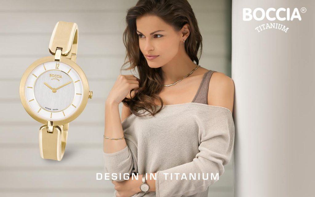 antialergicke hodinky Boccia Titanium