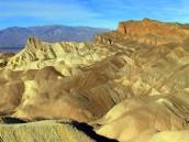 Death Valley - nejteplejší místo na planetě
