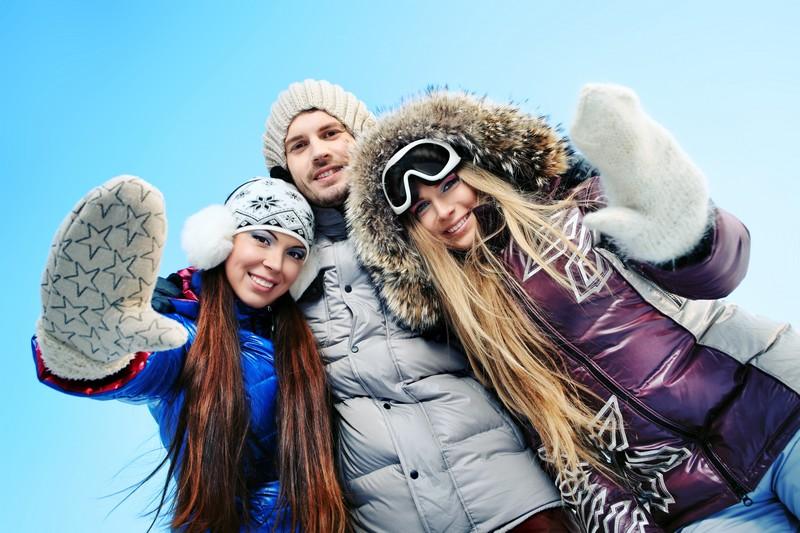 Kolekce dámských zimních bund Hannah 2012/2013